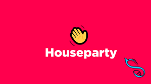 Houseparty-تماس صوتی و تصویری