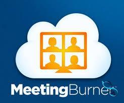 MeetingBurner-تماس صوتی و تصویری